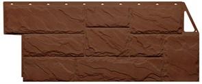 серия «Камень крупный» коричневый