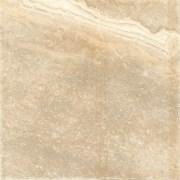 """Керамический гранит (600х600) """"Магма/Magma"""", коричневый светлый, глазурованный"""