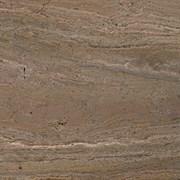 """Керамический гранит (600х600) """"Этна Мароне/Etna Marrone"""", коричневый темный, лаппатированный"""