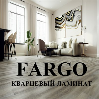Кварцевый SPC ламинат Fargo