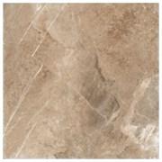 """Керамический гранит (600х600) """"Магма/Magma"""", коричневый темный, глазурованный , антискользящая поверхность"""